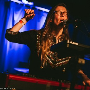 Eliza Hardy Jones & Geology – Boot & Saddle – Philadelphia, PA – December 10, 2016 (A PopEntertainment.com Concert Photo Album)