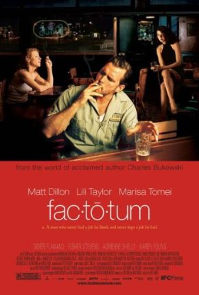 Factotum (A PopEntertainment.com Movie Review)
