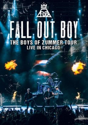 Fall Out Boy – The Boys of Zummer Tour: Live in Chicago (A PopEntertainment.com VideoReview)