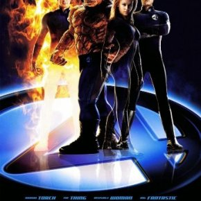 The Fantastic Four (A PopEntertainment.com Movie Review)