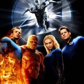 Fantastic Four: Rise of the Silver Surfer (A PopEntertainment.com Movie Review)