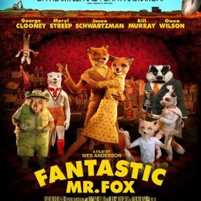 Fantastic Mr. Fox (A PopEntertainment.com Movie Review)