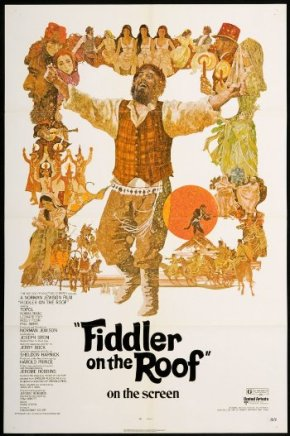 Fiddler on the Roof (A PopEntertainment.com MovieReview)