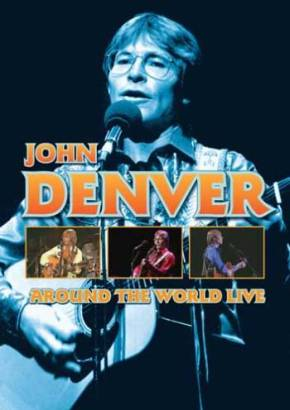 John Denver – Around the World Live (A PopEntertainment.com Music Video Review)
