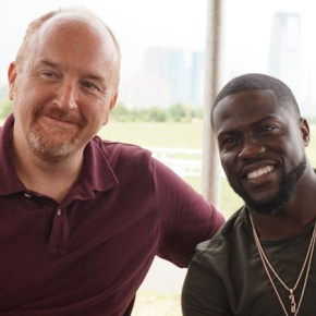 Louis CK and Kevin Hart Are Animated in The Secret Life of Pets