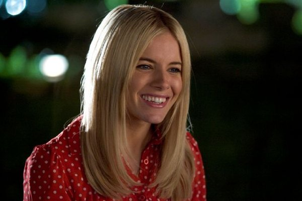 "Sienna Miller in ""The Mysteries of Pittsburgh."""