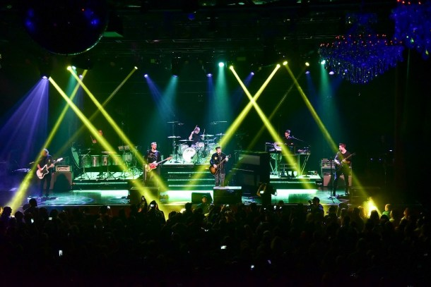 OneRepublic performs live exclusively for American Airlines AAdvantage Mastercard cardmembers at The Fillmore Philadelphia on Tuesday, November 29th 2016 in Philadelphia, PA. (Photo by Lisa Lake/WireImage)