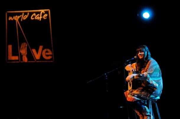 Rumer - World Café Live - Philadelphia, PA - February 7, 2012 - photo by Jim Rinaldi © 2012