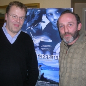 Stefan Ruzowitzky and Karl Markovics – A Director and an Actor Make an Authentic Holocaust Film out of The Counterfeiters