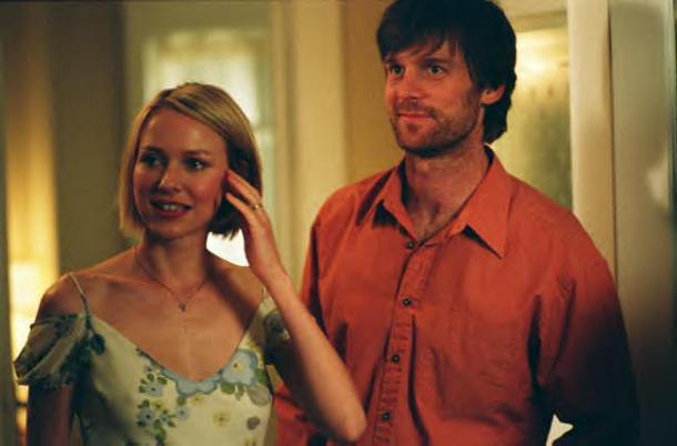 "Naomi Watts and Peter Krause in ""We Don't Live Here Anymore."""