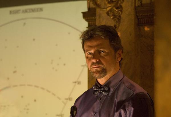 """Aidan Quinn in """"Dark Matter."""""""