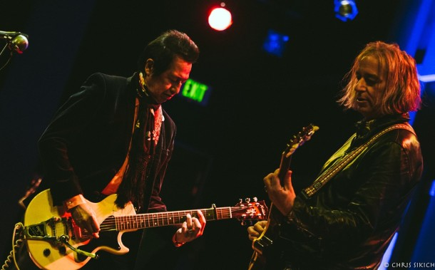 Alejandro Escovedo featuring The Minus 5 – World Café Live – Philadelphia, PA – January 8, 2017 – Photo by Chris Sikich © 2017