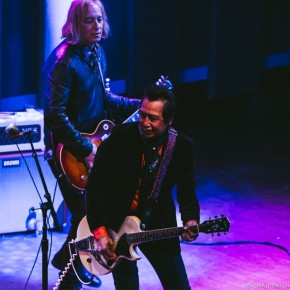 Alejandro Escovedo & The Minus 5 – World Café Live – Philadelphia, PA – January 8, 2017 (A PopEntertainment.com Concert Review)