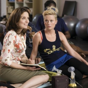 Tina Fey and Amy Poehler Team Up to Make a Baby Mama