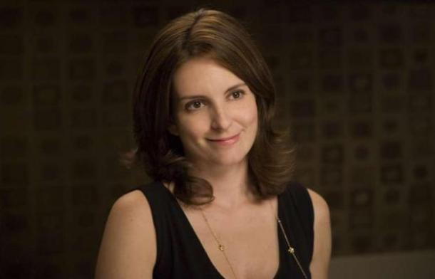"Tina Fey in ""Baby Mama."""