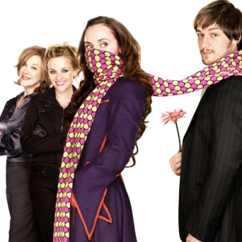 "Catherine O'Hara, Reese Witherspoon, Christina Ricci  and James McAvoy star in ""Penelope."""