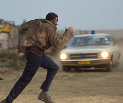 """Derek Luke stars in """"Catch a Fire."""""""