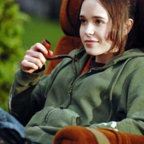 Ellen Page Nurtures the Screen In Juno