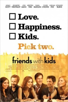 Friends With Kids (A PopEntertainment.com Movie Review)