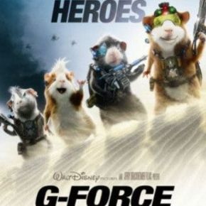 G-Force (A PopEntertainment.com Movie Review)