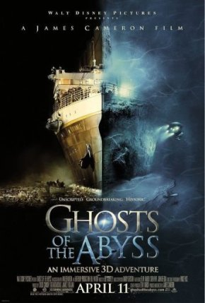 Ghosts of the Abyss (A PopEntertainment.com Movie Review)