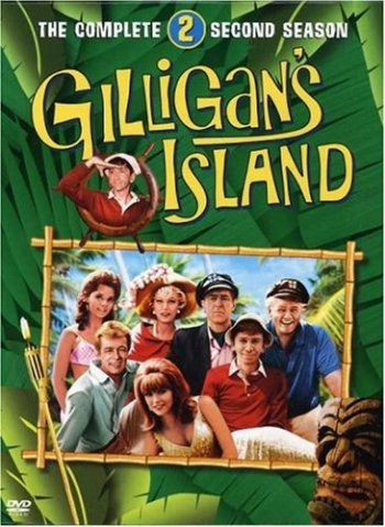 Gilligan's Island - The Complete Second Season