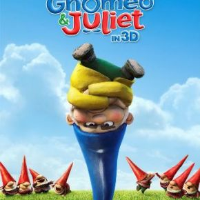 Gnomeo & Juliet (A PopEntertainment.com MovieReview)