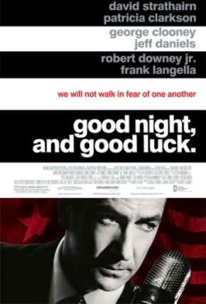 Good Night, And Good Luck (A PopEntertainment.com MovieReview)