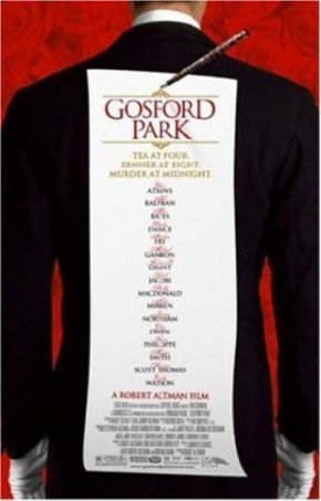 Gosford Park (A PopEntertainment.com Movie Review)