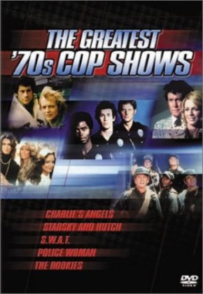 The Greatest '70s Cop Shows (A PopEntertainment.com TV on DVDReview)