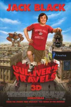 Gulliver's Travels (A PopEntertainment.com Movie Review)