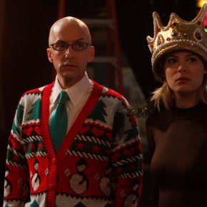 Gillian Jacobs and Jim Rash – Community Theater with a SurrealBent