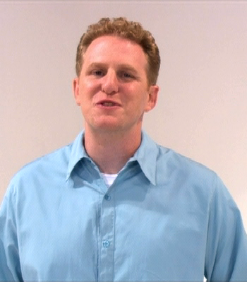 "Michael Rapaport in ""The War at Home"""