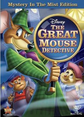 The Great Mouse Detective (A PopEntertainment.com Movie Review)