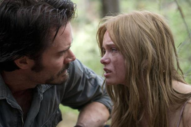 "Garrett Dillahunt and Sara Paxton in ""The Last House on the Left."""