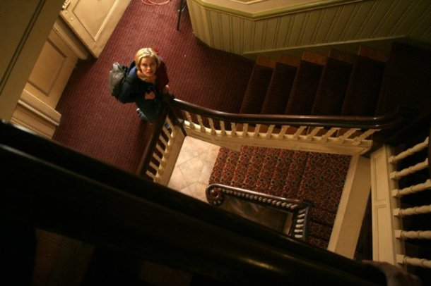 "Sara Paxton in ""The Innkeepers."""