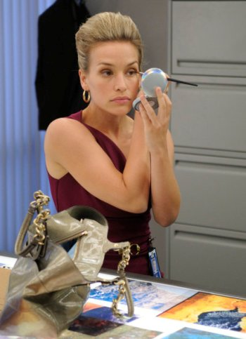 "Piper Perabo in ""Covert Affairs."""