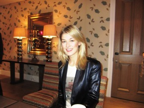 Rosamund Pike – Made in England