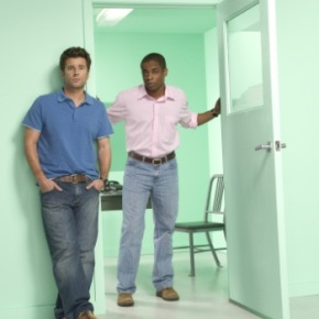 James Roday and Dulé Hill – Psych Out