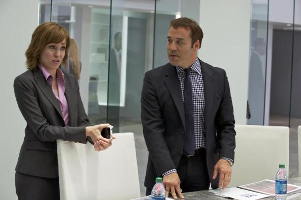 """Autumn Reeser and Jeremy Piven in """"Entourage."""""""
