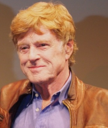 """Robert Redford discussed """"All is Lost"""" at the New York Film Festival."""