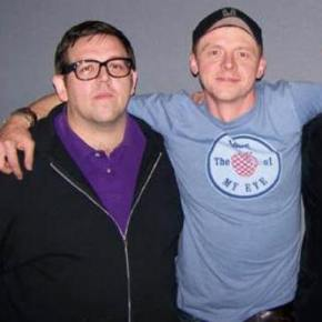 Simon Pegg and Nick Frost – Get High With Paul