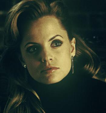 "Mena Suvari in ""Brooklyn Rules."""
