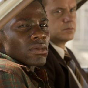Tim Robbins and Derek Luke – The Two Sides of Catch a Fire