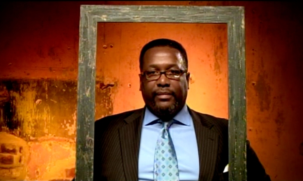 "Wendell Pierce in ""If God Is Willing and Da Creek Don't Rise."""