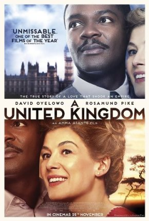 A United Kingdom (A PopEntertainment.com Movie Review)
