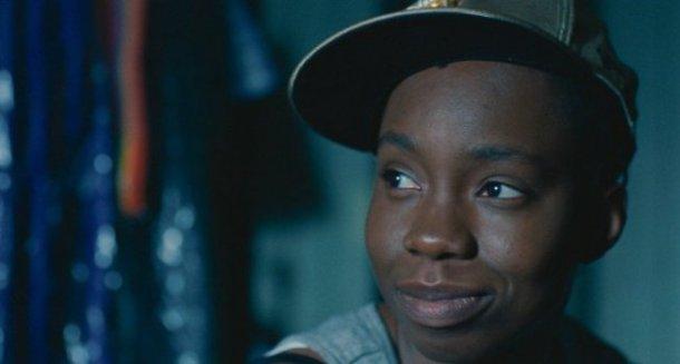 "Adepero Oduye in ""Pariah."""