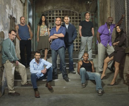 """Prison Break"" cast"