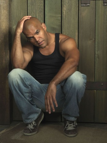 "Amaury Nolasco in ""Prison Break."""