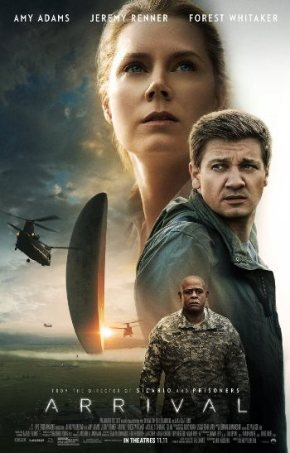 Arrival (A PopEntertainment.com MovieReview)